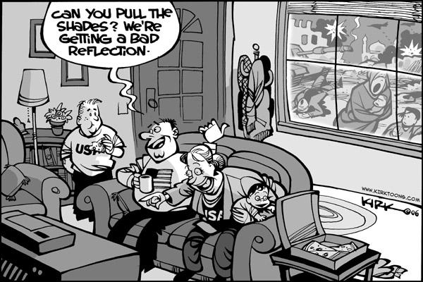 Kirk Anderson  Kirk Anderson's Editorial Cartoons 2006-05-04 journalism