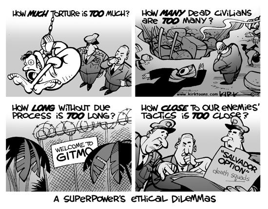 Kirk Anderson  Kirk Anderson's Editorial Cartoons 2005-01-17 civil liberty