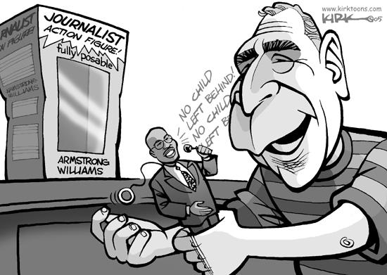 Kirk Anderson  Kirk Anderson's Editorial Cartoons 2005-01-13 journalism