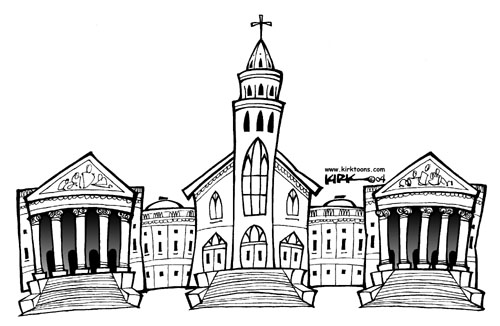 Kirk Anderson  Kirk Anderson's Editorial Cartoons 2004-06-22 Constitution