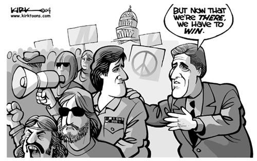 Kirk Anderson  Kirk Anderson's Editorial Cartoons 2004-10-08 2004
