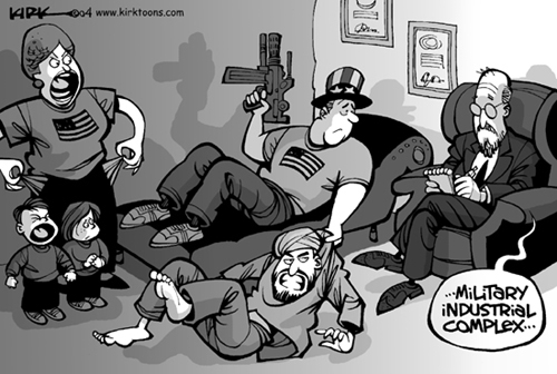 Kirk Anderson  Kirk Anderson's Editorial Cartoons 2004-12-03 economy