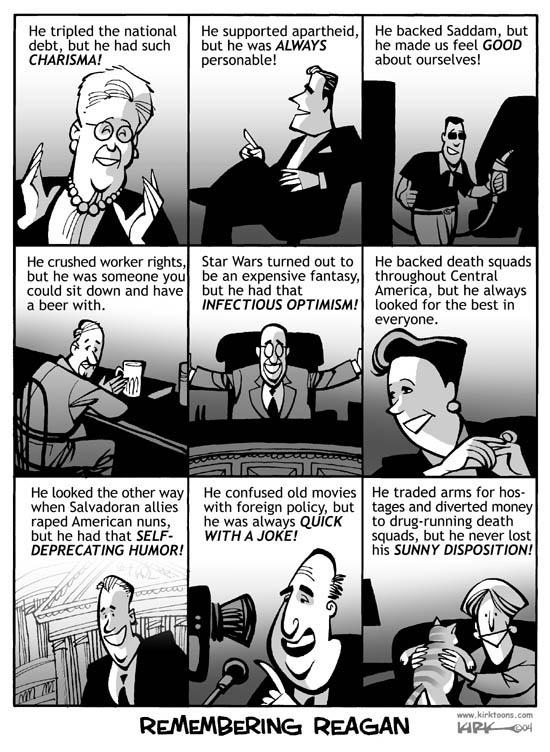 Cartoonist Kirk Anderson  Kirk Anderson's Editorial Cartoons 2004-06-07 Iraq