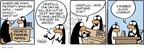 Cartoonist Alex Hallatt  Arctic Circle 2009-01-24 glove