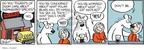 Cartoonist Alex Hallatt  Arctic Circle 2009-05-15 seal