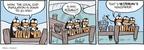 Cartoonist Alex Hallatt  Arctic Circle 2009-06-02 000