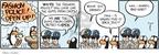 Cartoonist Alex Hallatt  Arctic Circle 2010-03-27 nah