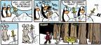 Comic Strip Alex Hallatt  Arctic Circle 2012-11-25 climate