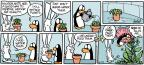 Cartoonist Alex Hallatt  Arctic Circle 2013-05-19 gardening