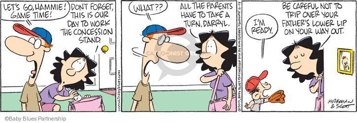 kirkman single parents Growing up, kirkman's parents did not permit him to watch horror films  when he was allowed to watch a single horror film of his choice.