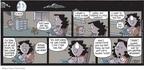Cartoonist Rick Kirkman Jerry Scott  Baby Blues 2009-08-02 routine