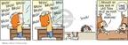 Cartoonist Rick Kirkman Jerry Scott  Baby Blues 2009-11-17 grooming