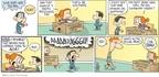 Cartoonist Rick Kirkman Jerry Scott  Baby Blues 2010-04-18 double