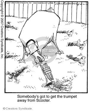 Comic Strip Jerry Van Amerongen  Ballard Street 2007-06-22 pets animals