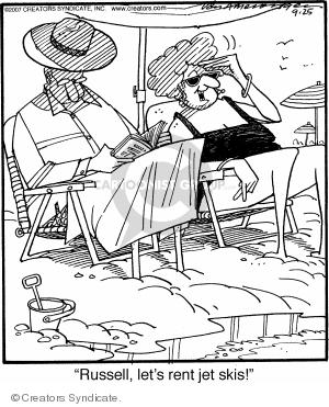 Cartoonist Jerry Van Amerongen  Ballard Street 2007-09-25 water