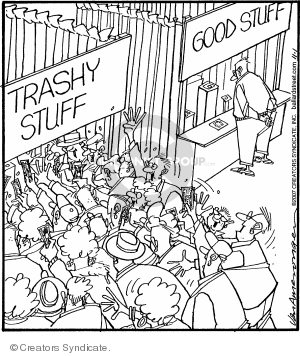 Comic Strip Jerry Van Amerongen  Ballard Street 2007-11-01 human