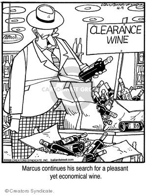 Comic Strip Jerry Van Amerongen  Ballard Street 2008-04-09 discount