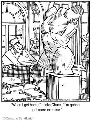 Comic Strip Jerry Van Amerongen  Ballard Street 2008-05-01 motivation