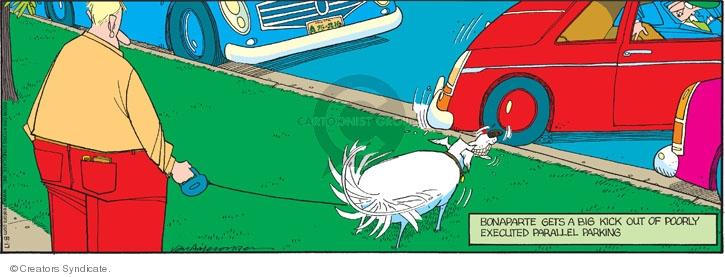 Cartoonist Jerry Van Amerongen  Ballard Street 2008-08-17 auto