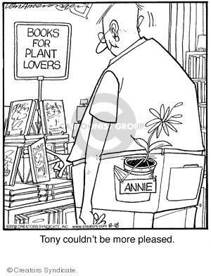 Comic Strip Jerry Van Amerongen  Ballard Street 2008-08-18 green thumb