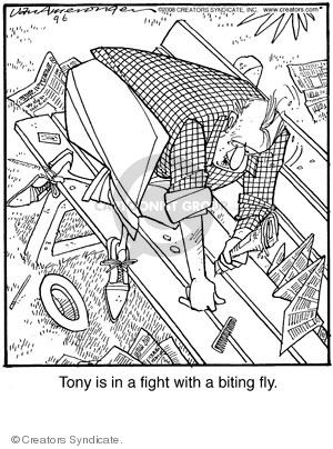 Comic Strip Jerry Van Amerongen  Ballard Street 2008-09-06 street