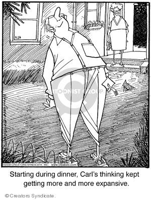 Comic Strip Jerry Van Amerongen  Ballard Street 2008-09-24 street