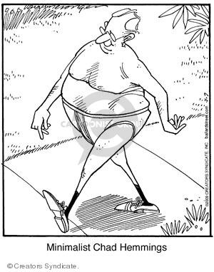 Comic Strip Jerry Van Amerongen  Ballard Street 2009-01-07 van