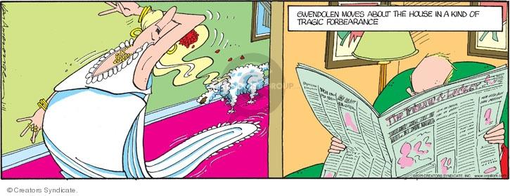 Comic Strip Jerry Van Amerongen  Ballard Street 2009-01-11 van