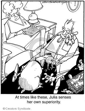 Cartoonist Jerry Van Amerongen  Ballard Street 2009-02-25 dog toy