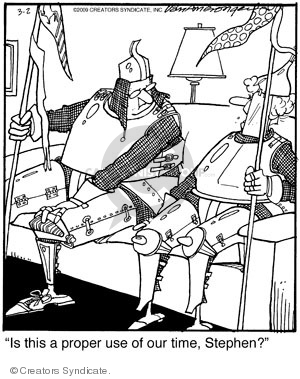 Cartoonist Jerry Van Amerongen  Ballard Street 2009-03-02 hobby