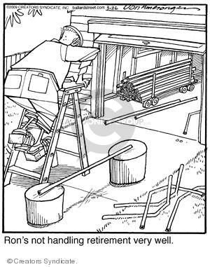 Comic Strip Jerry Van Amerongen  Ballard Street 2009-03-26 not