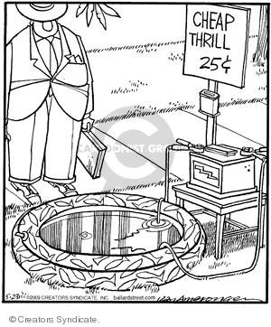 Cartoonist Jerry Van Amerongen  Ballard Street 2009-05-23 cheap