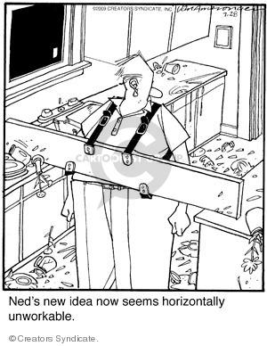 Cartoonist Jerry Van Amerongen  Ballard Street 2009-07-28 direction