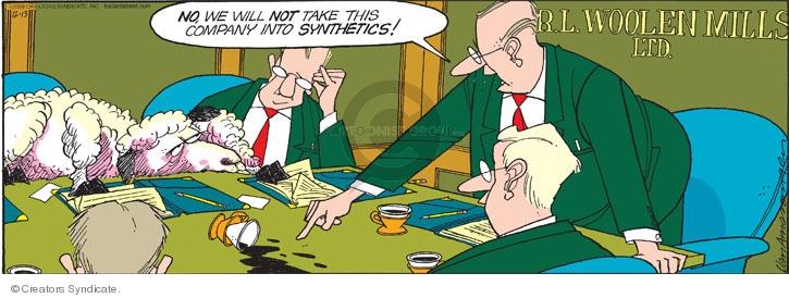 Comic Strip Jerry Van Amerongen  Ballard Street 2009-12-13 professional