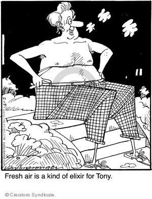 Comic Strip Jerry Van Amerongen  Ballard Street 2010-02-13 positive attitude