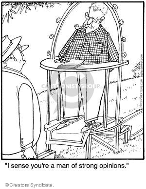Comic Strip Jerry Van Amerongen  Ballard Street 2010-03-25 opinion