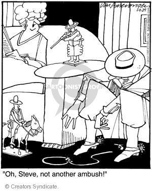 Comic Strip Jerry Van Amerongen  Ballard Street 2010-09-29 maturity