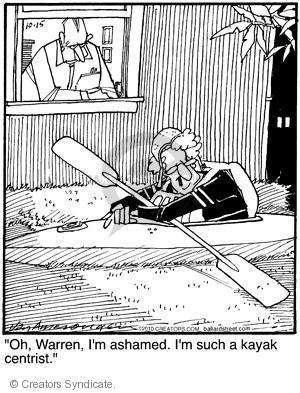 Comic Strip Jerry Van Amerongen  Ballard Street 2010-10-15 philosophy