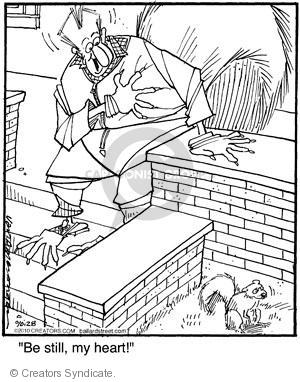 Comic Strip Jerry Van Amerongen  Ballard Street 2010-10-28 love at first sight