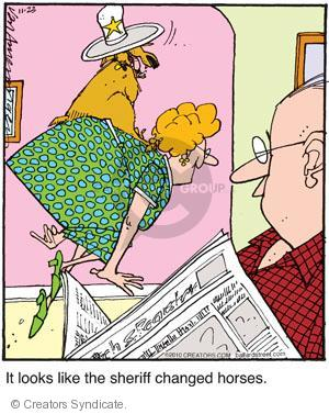 Cartoonist Jerry Van Amerongen  Ballard Street 2010-11-23 playing