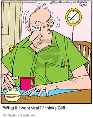 Cartoonist Jerry Van Amerongen  Ballard Street 2010-12-20 technology