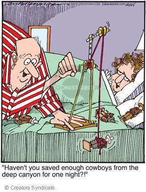 Cartoonist Jerry Van Amerongen  Ballard Street 2010-12-25 playing