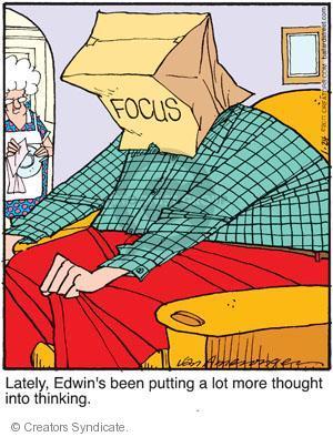Cartoonist Jerry Van Amerongen  Ballard Street 2011-01-24 focus
