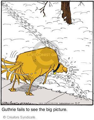 Comic Strip Jerry Van Amerongen  Ballard Street 2011-02-07 picture