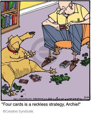 Cartoonist Jerry Van Amerongen  Ballard Street 2011-07-20 playing
