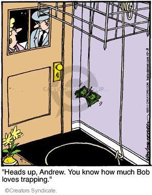 Comic Strip Jerry Van Amerongen  Ballard Street 2011-10-03 catch