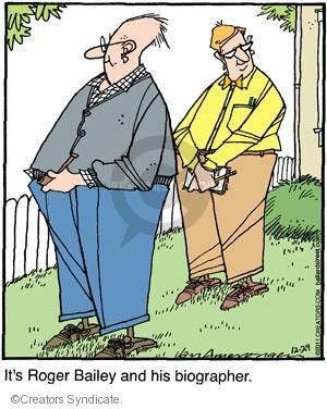 Cartoonist Jerry Van Amerongen  Ballard Street 2011-12-29 book