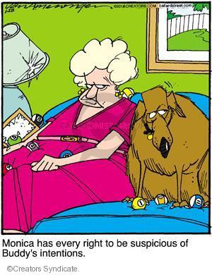Comic Strip Jerry Van Amerongen  Ballard Street 2012-01-28 behavior