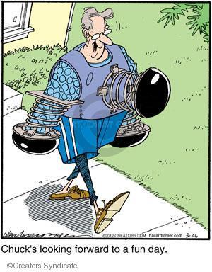 Comic Strip Jerry Van Amerongen  Ballard Street 2012-03-26 forward