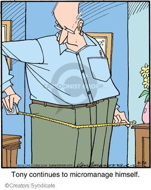 Comic Strip Jerry Van Amerongen  Ballard Street 2012-04-20 himself